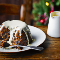 Martha's Christmas pudding