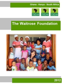 Waitrose Foundation Annual Report 2012