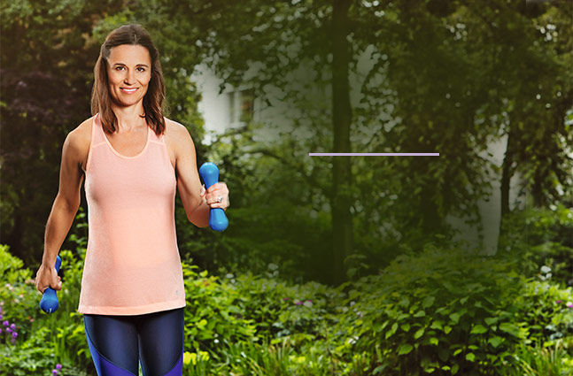 Pippa Middleton Pregnancy & Fitness
