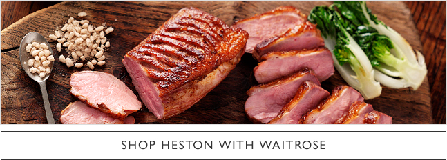 Shop Heston from Waitrose