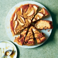 Apple,Sultana&CiderCake