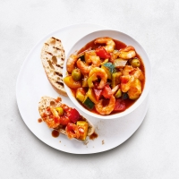 essential Waitrose Mediterranean prawn stew