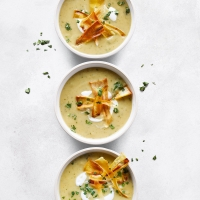 essential Waitrose spiced parsnip & apple soup