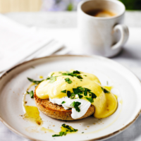 Heston's eggs Benedict