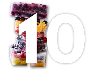 Frozen fruit & veg