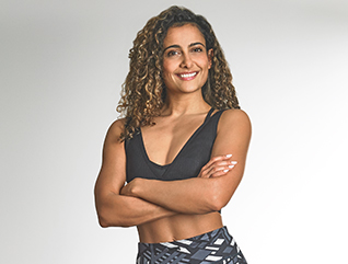 Work out with Shona Vertue