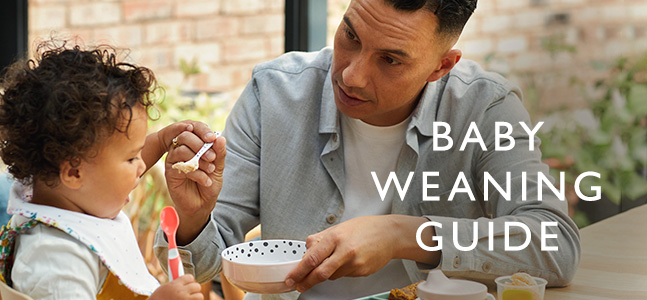 Baby weaning guide