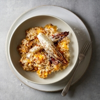 Butternut-squash-&-red-chicory-risotto
