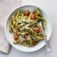 Kale-and-chilli-pesto-Penne
