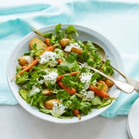 Roasted-carrot-salad