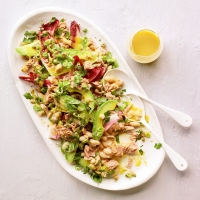 Tuna-&-Cannellini-bean-salad