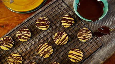 Donal Skehan's Gluten free and dairy free coconut macaroons